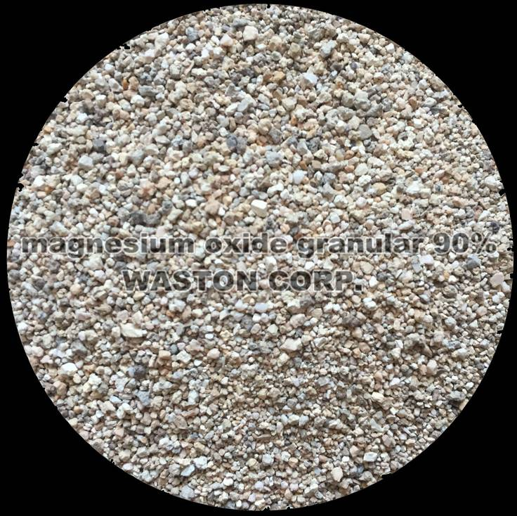 magnesium oxide granular 90%