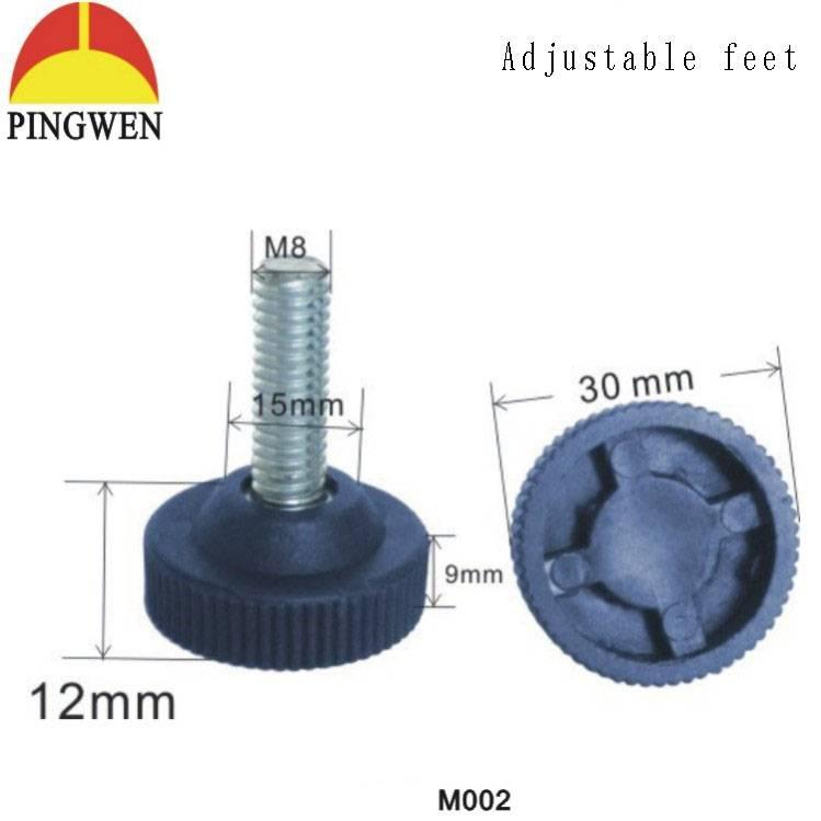 Adjustable furniture feet