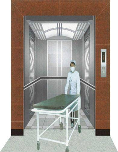 High Quality atHospital Bed Elevor with Safe and Stable Running