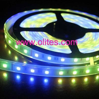 Flexible RGB LED Strip Light 12V