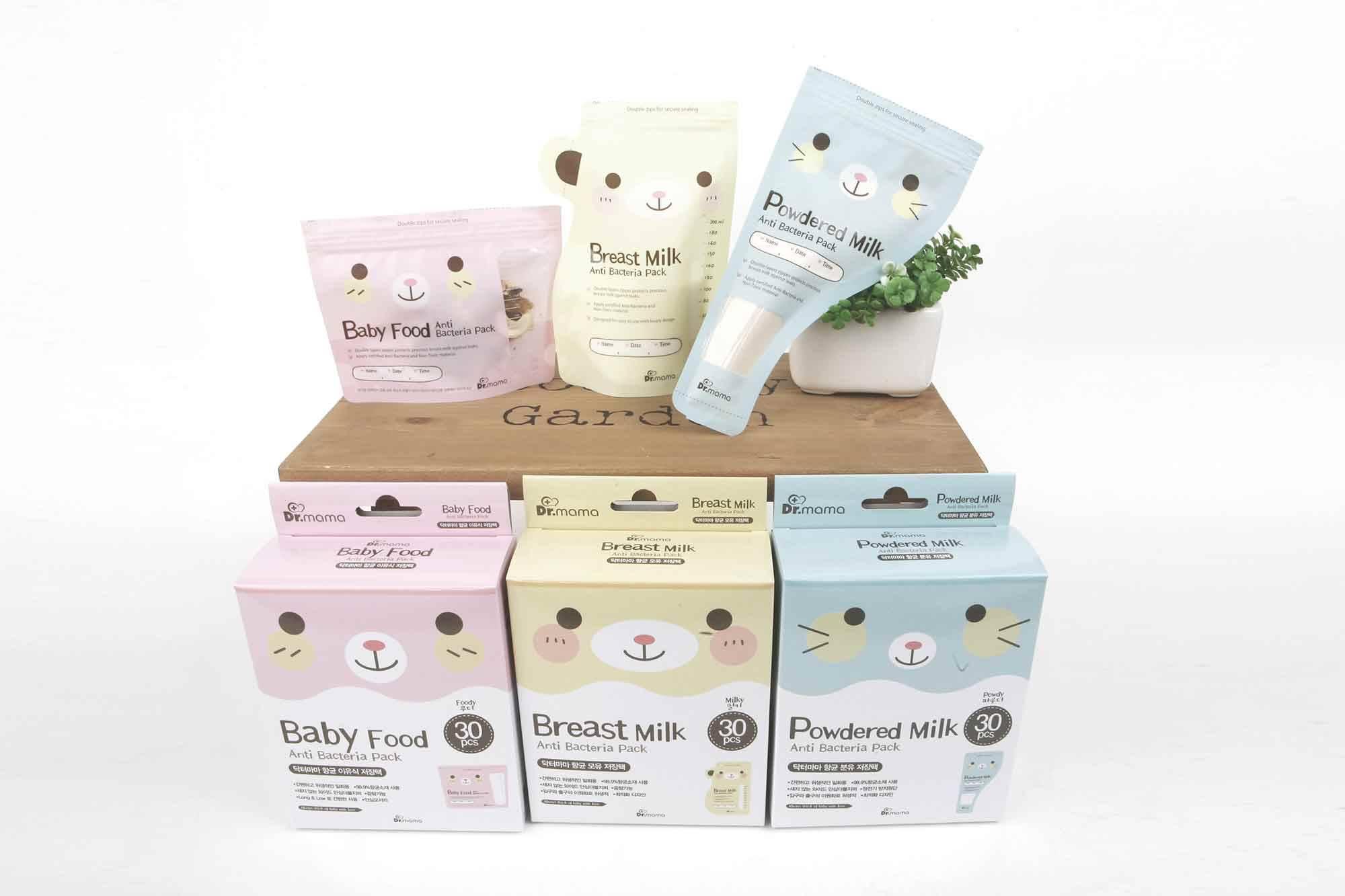 Milk Powder storage bag for Baby