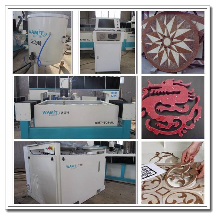 cnc 420 water jet stone cutting machine price china