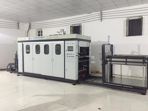 Full Automatic Thermoforming Machine-Shanghai Yi You