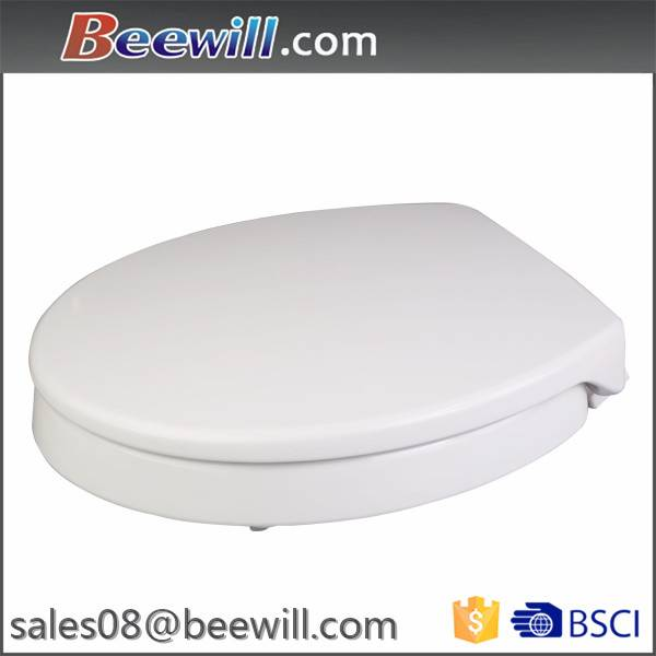 Beewill raised toilet seat for disabled and elder people