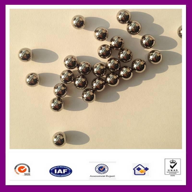 E52100 4.493MM Chrome G25 Steel Ball/ Chrome Accessory for Automotive