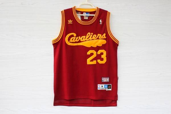2016 NBA Cleveland Cavaliers Lebron James 23 Hardwood Classics Cheap Throwback Retro Vintage Swingma