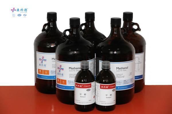 Gradient Grade Methanol