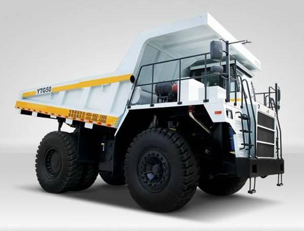 YTG50Mining dump truck