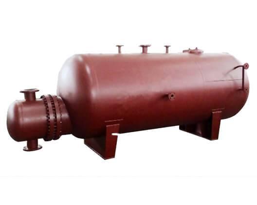 Horizontal Thermal Fluid Heated Steam Generator