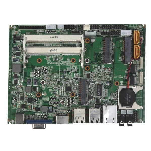 Industrial motherboard PCM3-D2550