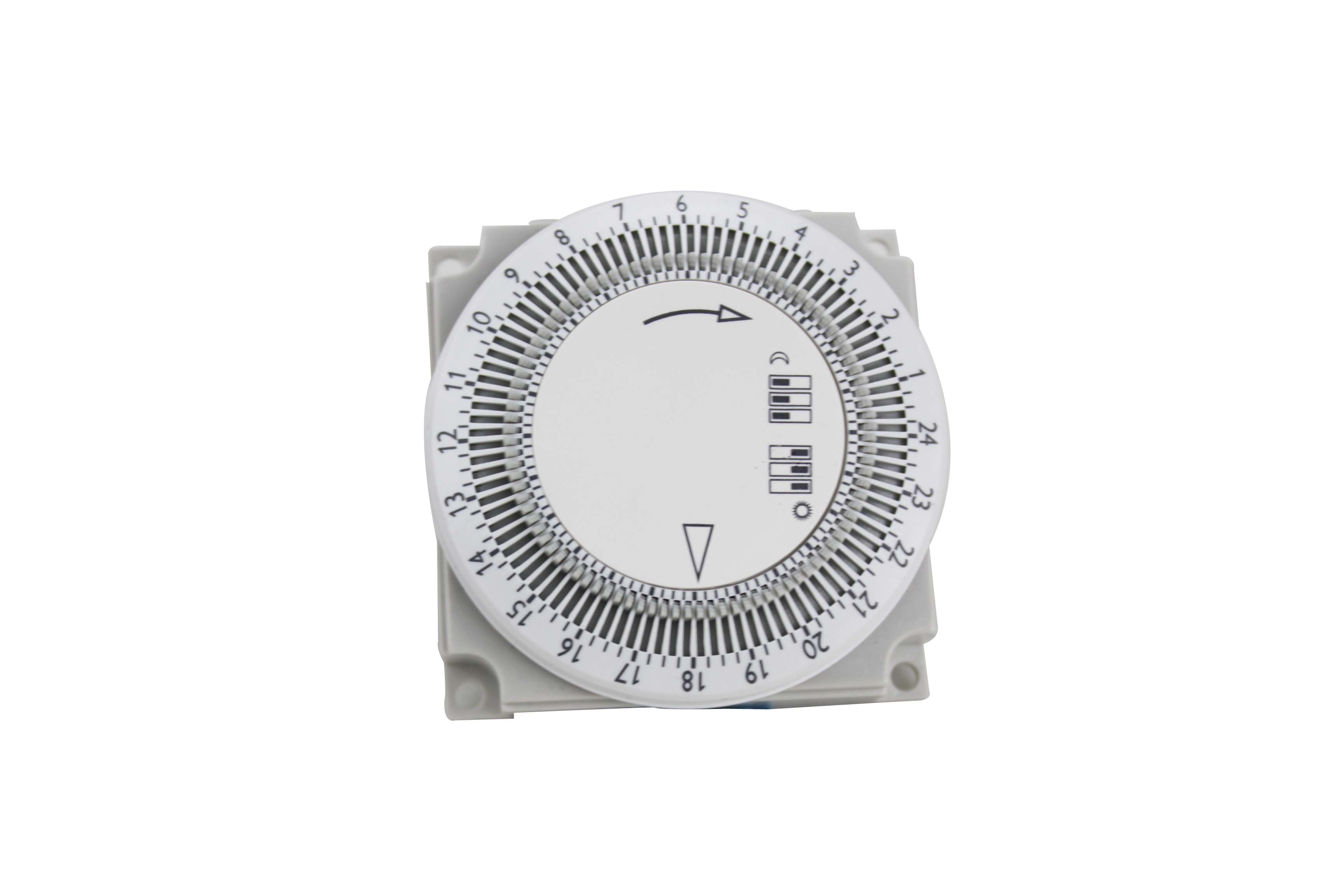 1.2-1.5Vdc mechanical timer