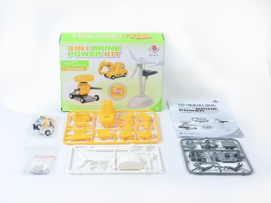 DIY 3 in 1 Brine Power Kit