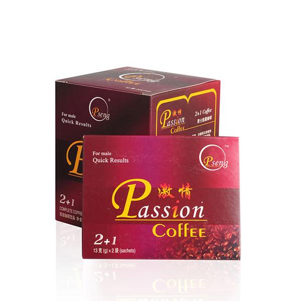 Passion Coffee for man Nature Herbal - ZhuHai Aoshun