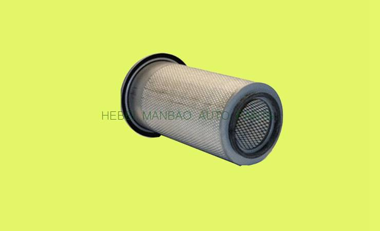 Auto Air filter element OE number (600-181-6820) for Komatsu