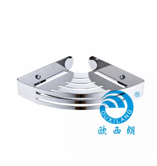 Stainless steel 304# shower shelf,corner caddy