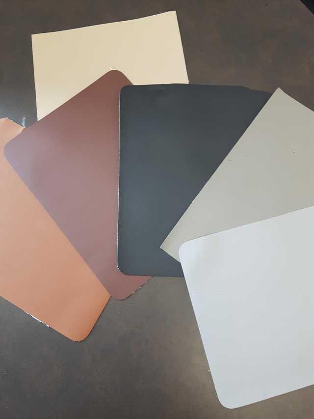 Secondary Automotive Seating Vinyl Upholstery