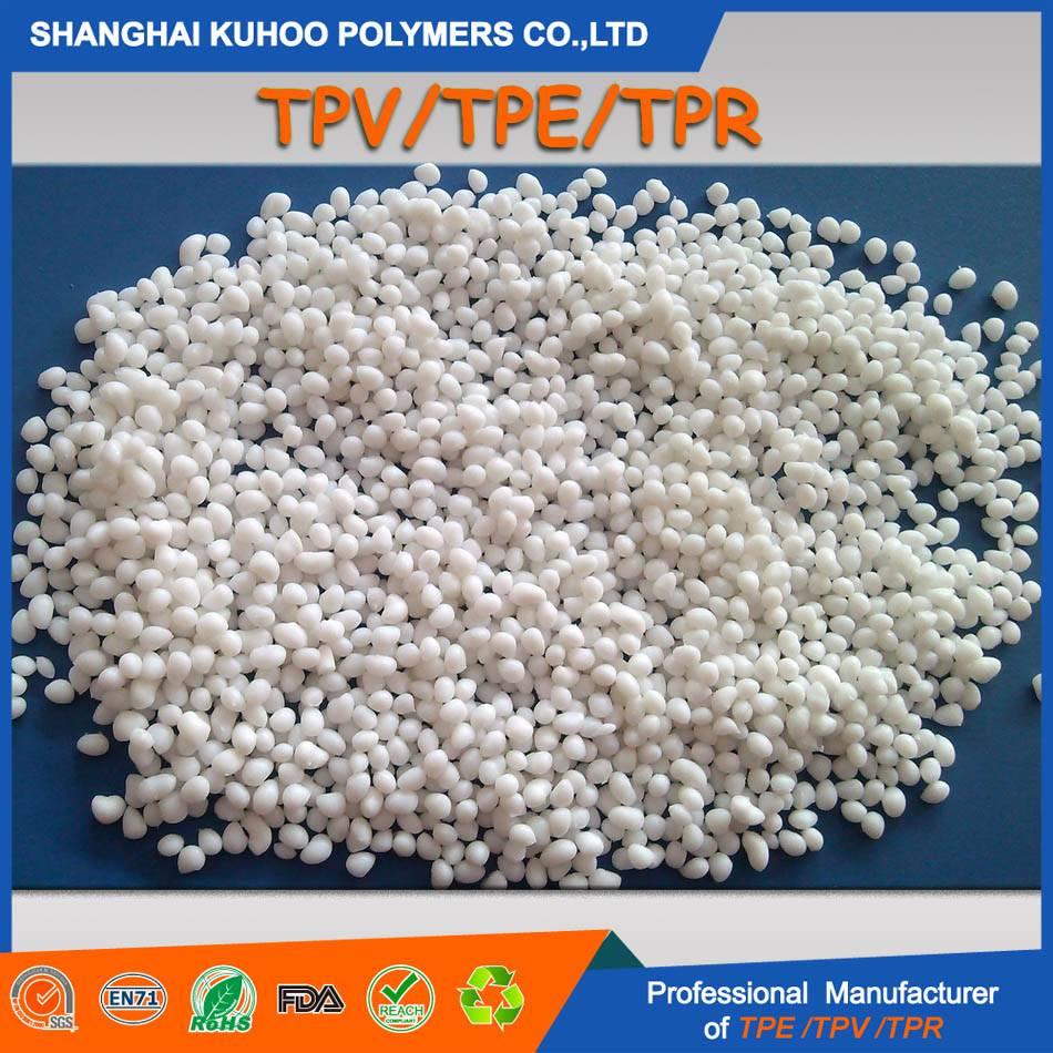 thermoplastic elastomer elastic santoprene tpe