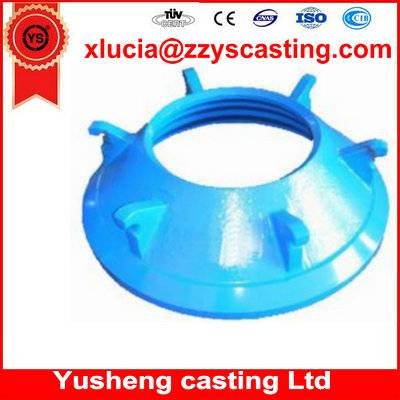 Wear resistant Cone Crusher bowl liner