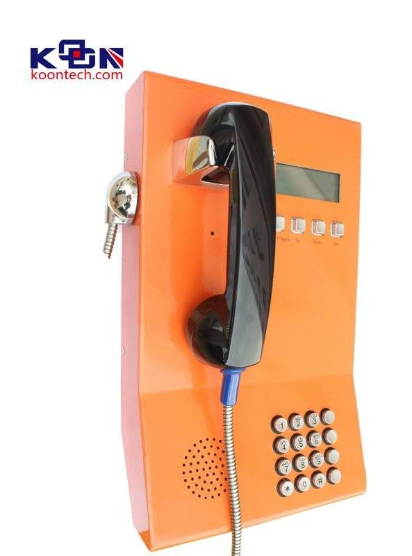 Koontec Bank Service Telephone with LCD