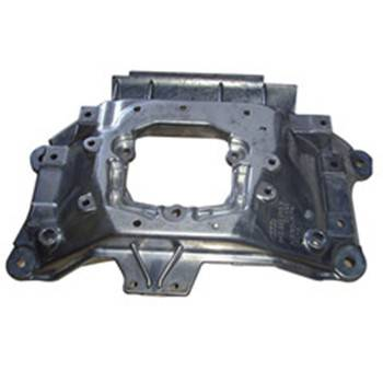 Auto/machinery equipment chassis for casting parts