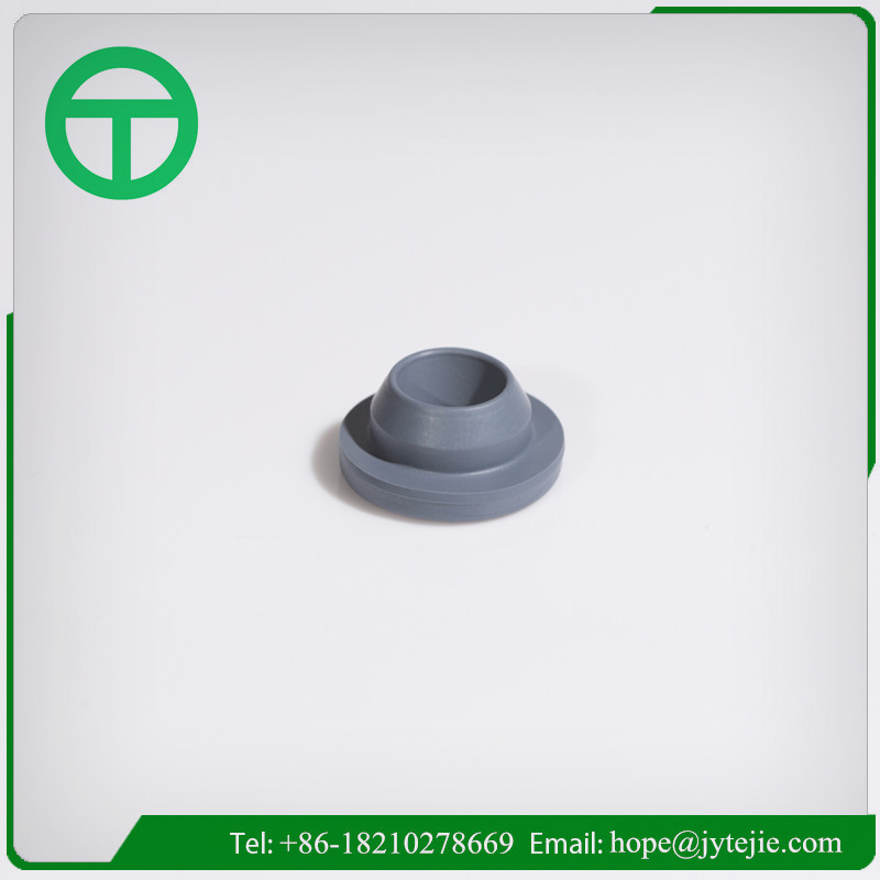 rubber stopper factory for medical vials