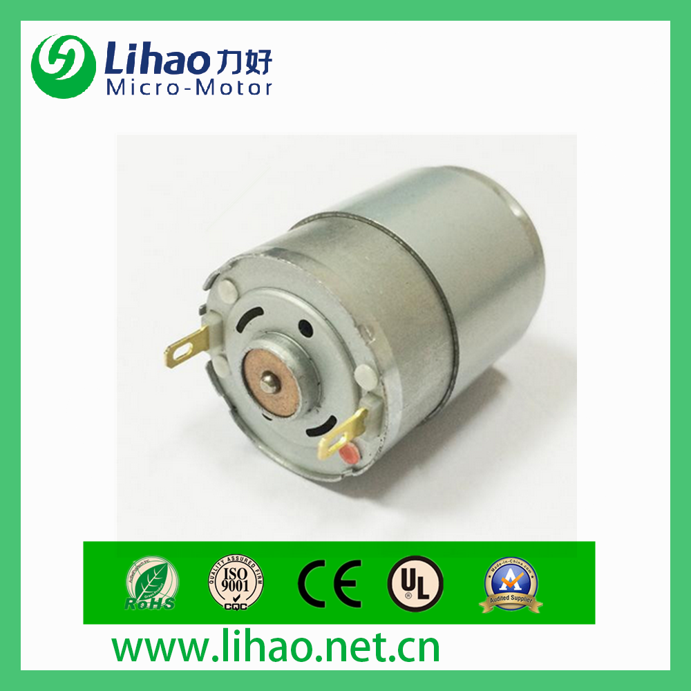 HRS-380SH micro motor for electric tool
