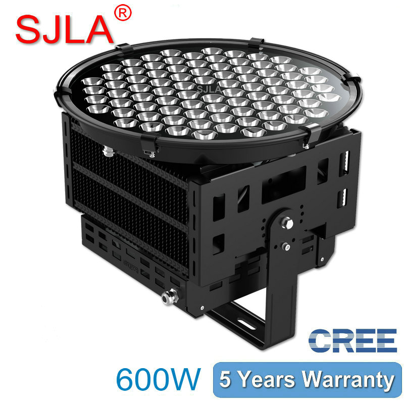 IP65 Led Stadium light Industrial High power floodlight 300W 600W Projection spotlight