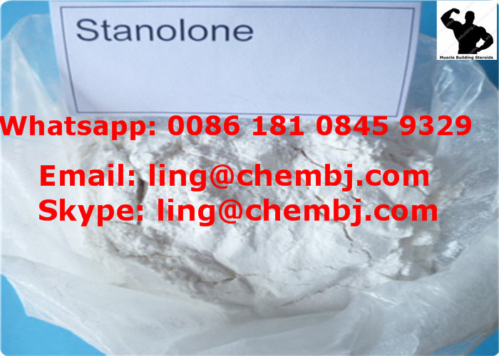 Oral Stanolone DHT High Purity Hormone Powder CAS 521-18-6 for Bodybuilding
