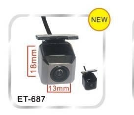 ET-687 car camera