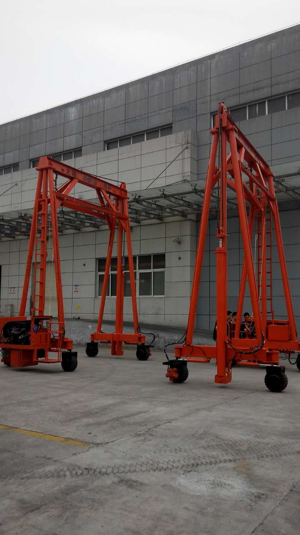 30T/36T/40T container lifting crane