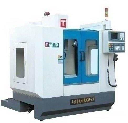 VERTICAL MACHINING CENTER/CNC MILLING MACHINE(XH7145A,XHS7145,XK7145A)