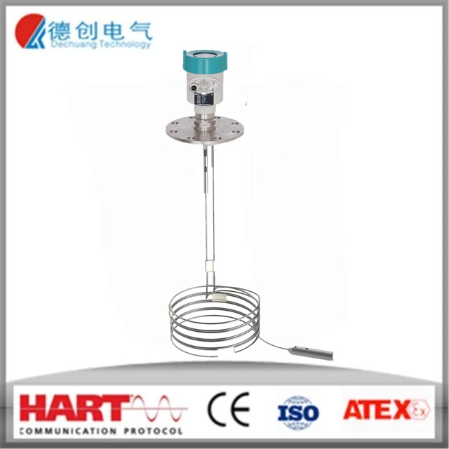 Contact solid particle level sensor,wired water level monitoring,capacitive level transmitter