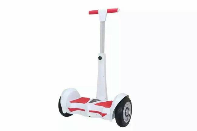 Electric two wheels self balancing scooter with handle bar