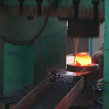 80mm forged rolling steel grinding media ball for ball mill
