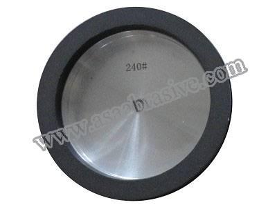 Resin Bonded Diamond Grinding Wheels for Glass Straight Line Machine