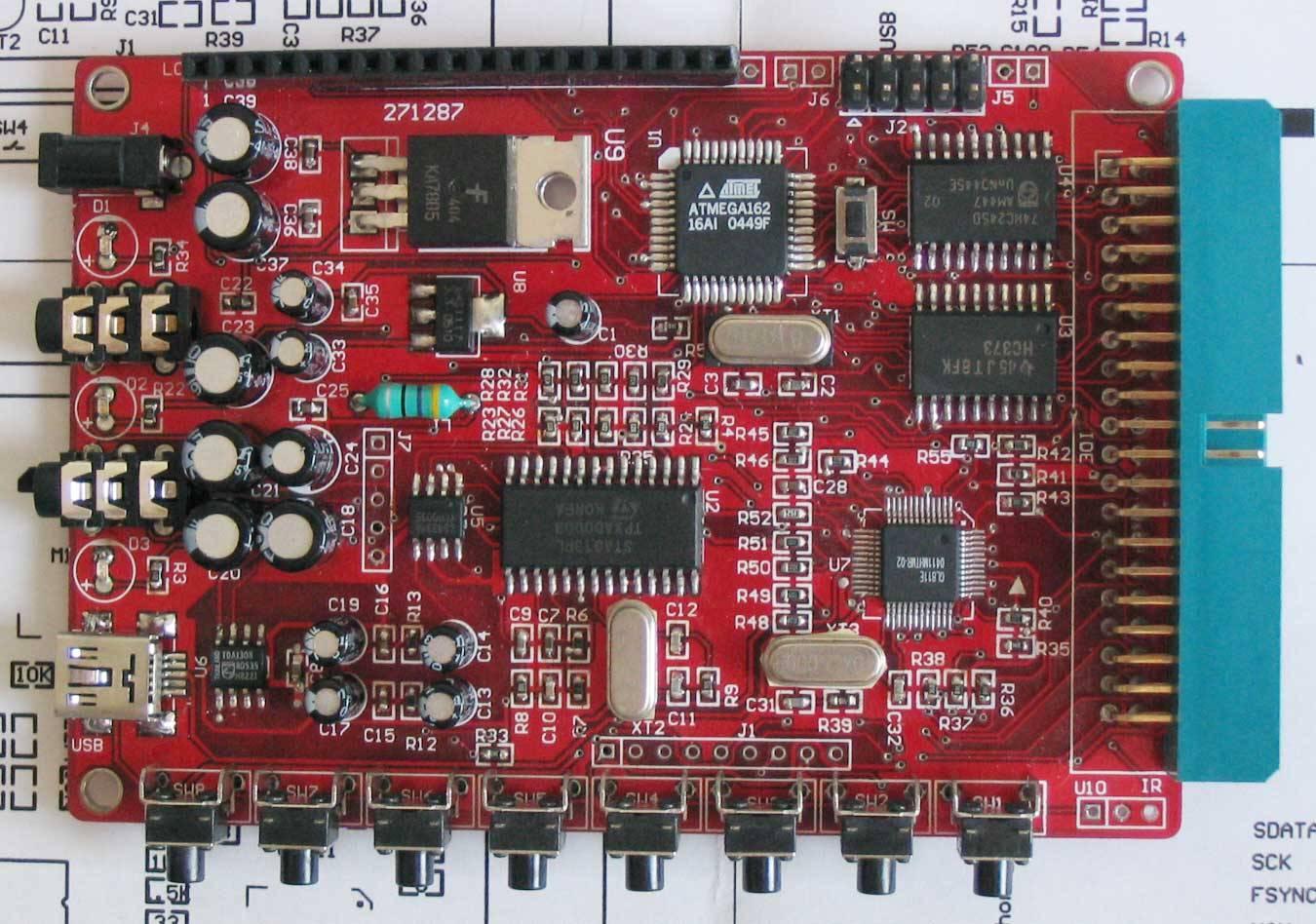 Pcb Assembly Chinapcba Manufacturerpcb Chinacontrol Board Pcba Printed Circuits China Aluminium
