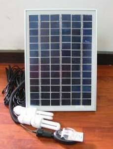 portable solar power system 10W