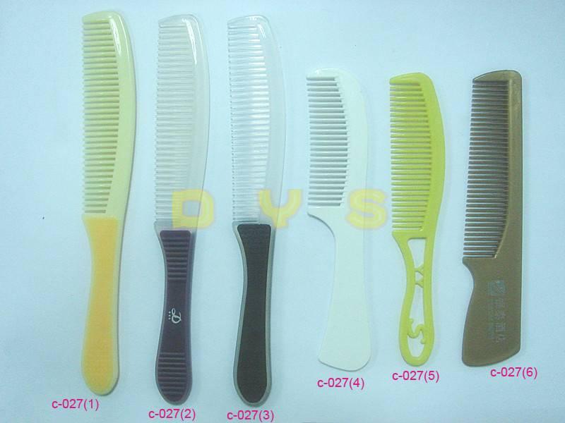 hotel amenities comb c-027