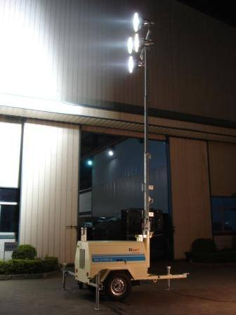 Mobile lighting tower(TL series)