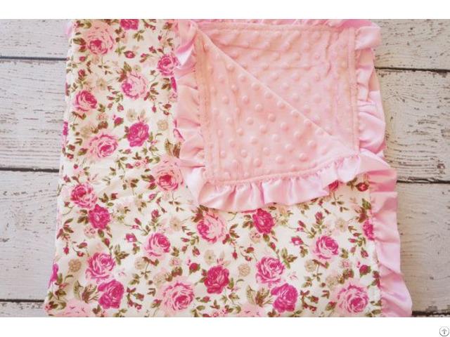 Baby Posh Floral Blanket - China