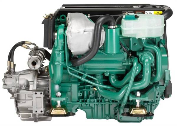 volvo penta 110hp d3 110 marine diesel engine central. Black Bedroom Furniture Sets. Home Design Ideas