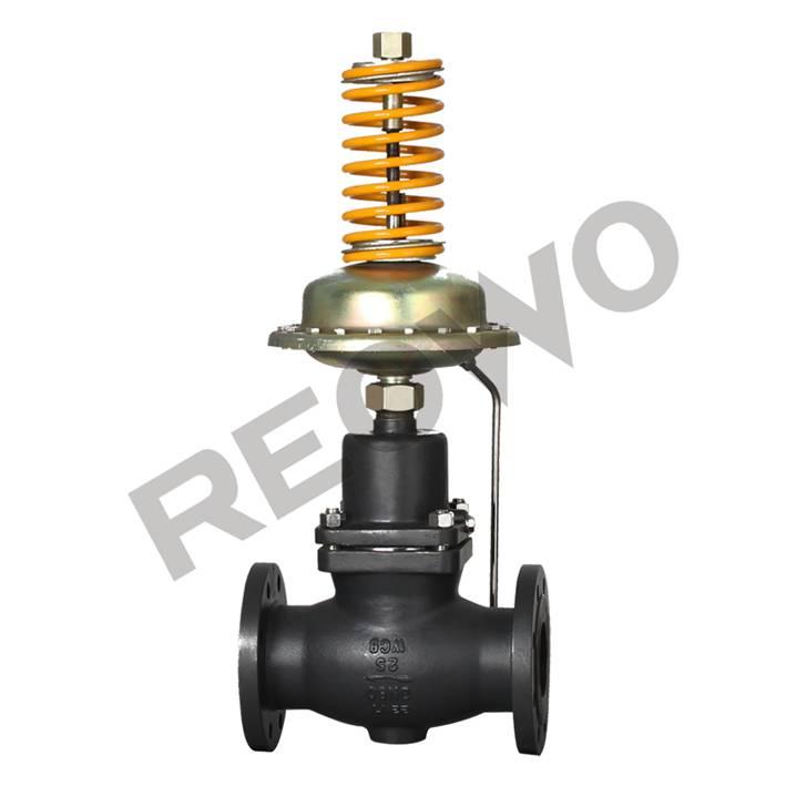 30D02Y/R self-operated (before-valve) pressure control valve