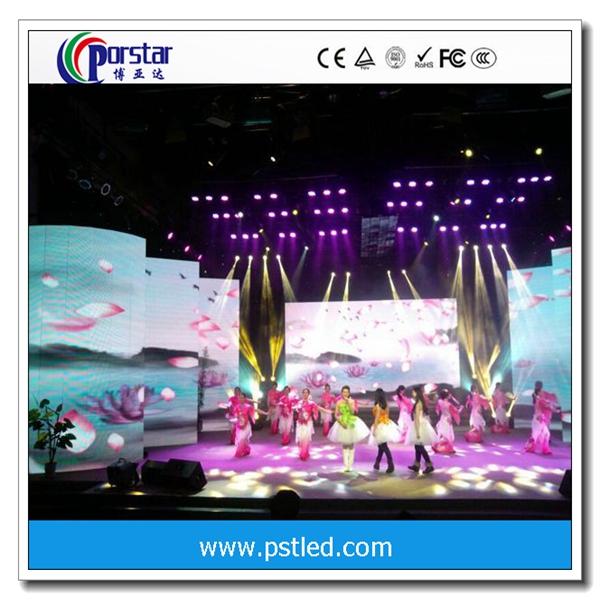 Curtain Mesh LED Display
