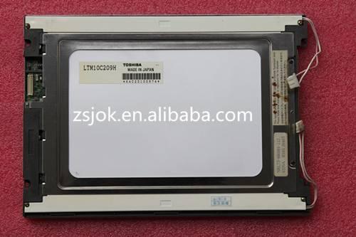 "LTM10C209H,LTM10C209A,LTM10C209AF, 10.4"" 640*480 TFT LCD Panel for Toshiba"