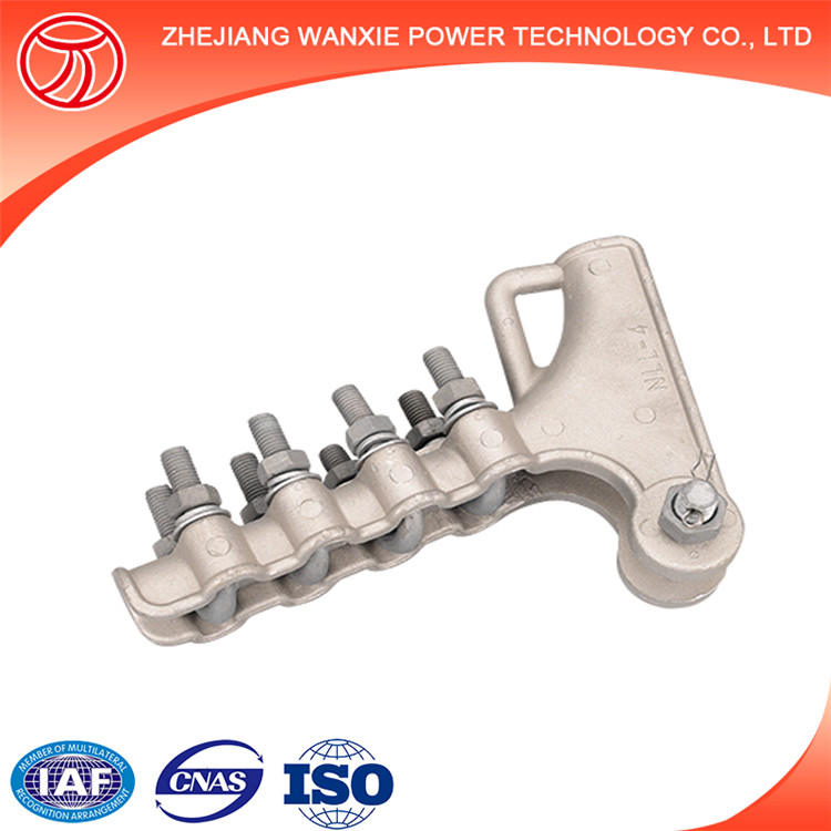 High Quality Strain Tension Clamp / Cable Clamp Overhead Line Fitting Electric Power Line