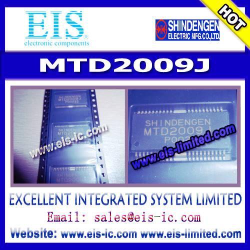 MTD2009J - SHINDENGEN - Dual Stepper Motor Driver