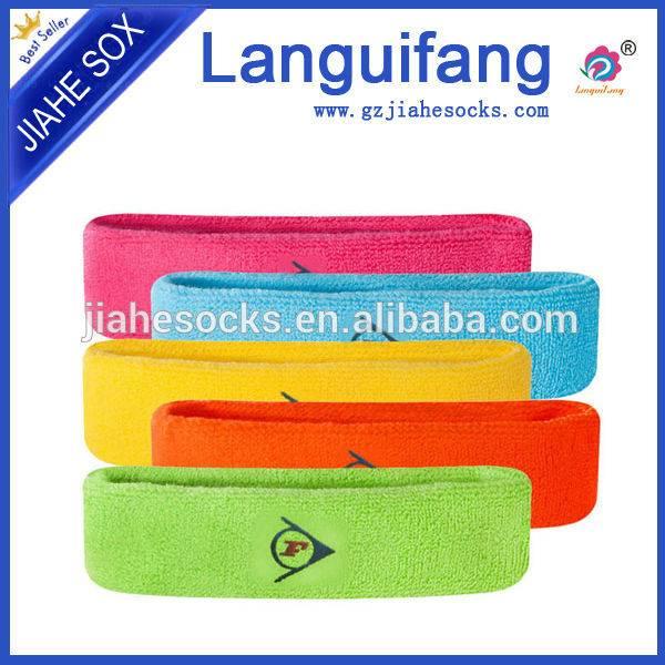 Socks factory custom sport headbands sweatbands
