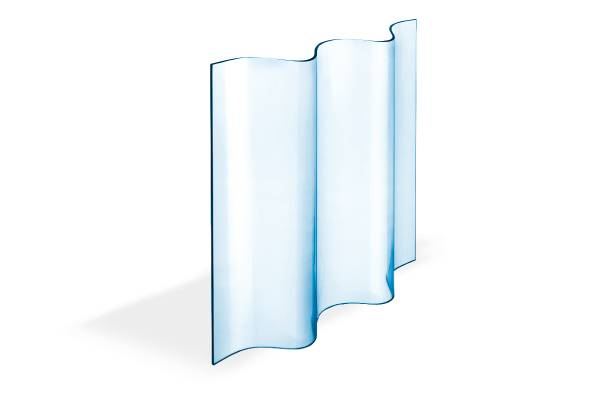 Laminated Curved Glass