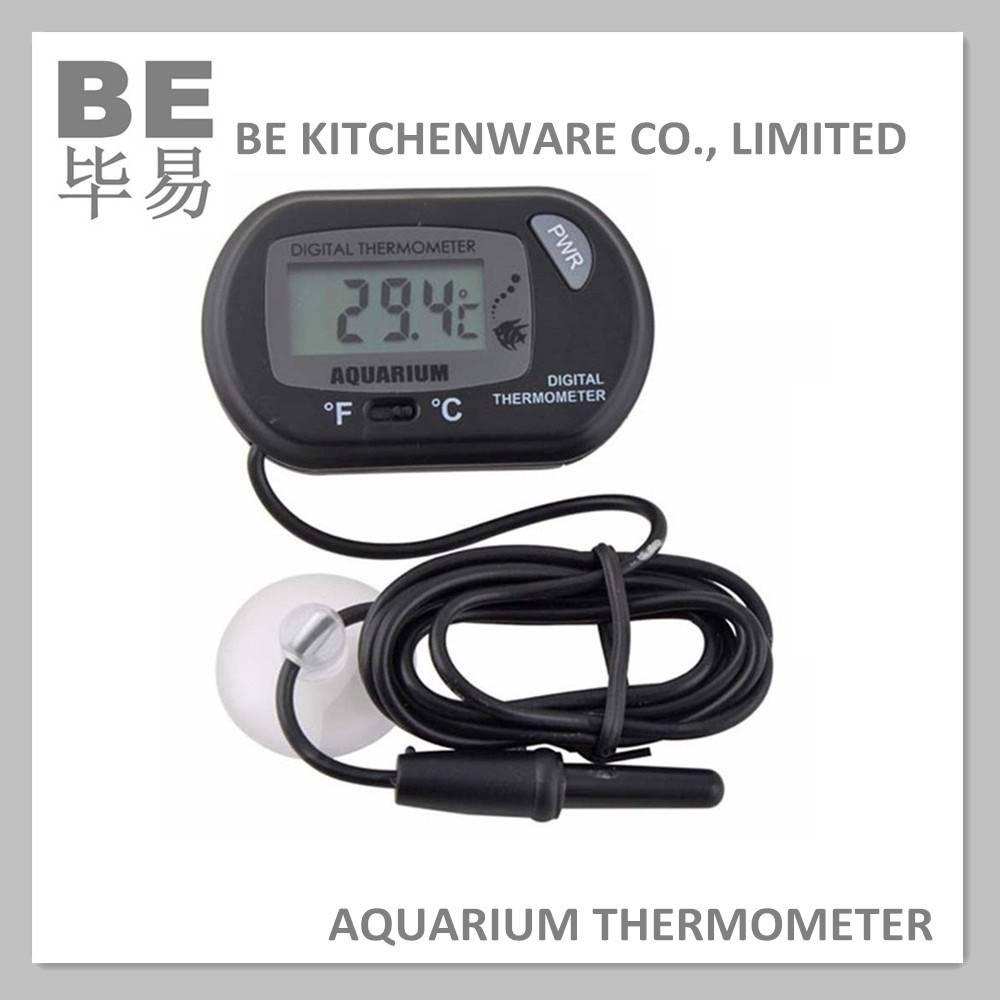 Hot sale plastic digital aquarium thermometer