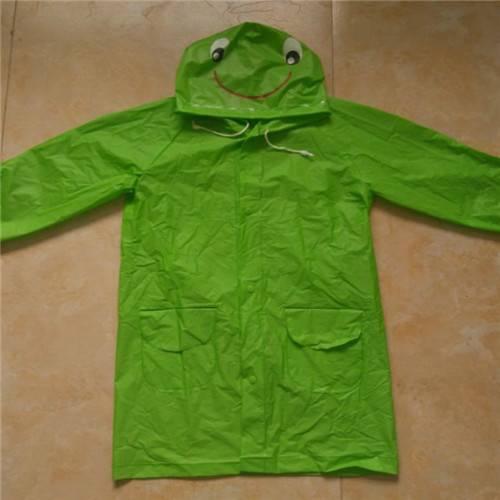 PVC Cartoon Raincoat